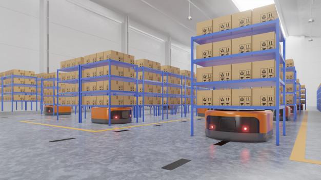 equipos para logística interna: racks